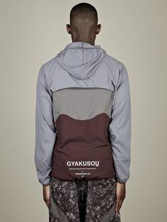 Nike Gyakusou Mens Convertible Jacket in Blue for Men | Lyst