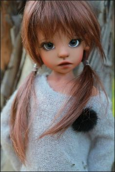 Izzy от Kaye Wiggs человек ( human in Tan skin tone).Размер MSD.Новая. / Шарнирные куклы BJD / Шопик. Продать купить куклу / Бэйбики. Куклы фото. Одежда для кукол