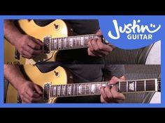 (23) Albatross Lesson 1: Cover Demo  - Fleetwood Mac Peter Green - Guitar Lesson Tutorial (ST-379) - YouTube