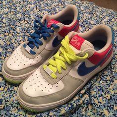 new style 7b09f 10464 Nike Air Force Ones Damskie Nike, Buty Nike Free, Buty Adidas, Buty
