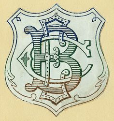 [Bookplate of Chas E. Bogart]