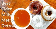 Our Favorite Metro Detroit Cider Mills - Fresh Cider, Donuts, and Fall Fun | Metro Detroit Mommy