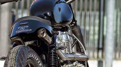 Sexta Insana: CB 400 by Imbarcadero14 Venice   Garagem Cafe Racer