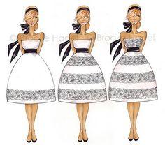 Fabulous Doodles-Fashion Illustration Blog-by Brooke Hagel: January 2010