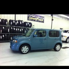 Nissan cube-this ones for Annamaria