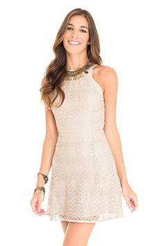 vestido foil - Vestidos | Dress to