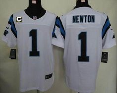 Chargers LaDainian Tomlinson jersey Nike Panthers #1 Cam Newton White With C Patch Men's Stitched NFL Elite Jersey Gerald McCoy jersey Lawrence Taylor jersey