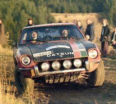 RAC rally 1973.