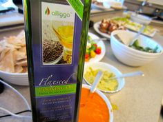 Claim your FREE Alligga Organic Flaxseed Cooking Oil!
