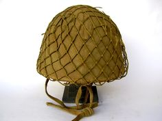 "Japanese Type 92 - The French Adrian helmet that was on the head of almost every nation including Japan, was later replaced by a Japanese designed helmet called the Type 92 (1932). It was officially called tetsubo (steel cap) but was called tetsukabuto (""steel helmet"") by troops. It was made in the shape of a dome with a small brim. This helmet was made of a thin inferior chrome-molybdenum steel with many proving to be very fragile, being easily pierced by shrapnel and/or gunfire."