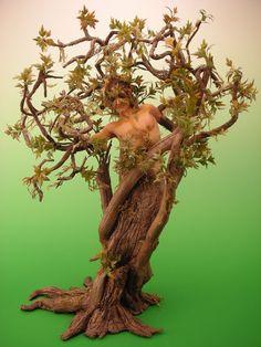 The Greenman again by MockingMyths.deviantart.com on @deviantART