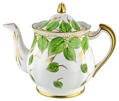 Royal Standard Teapot | A Day with the Luxury Collection Hotels | One Kings Lane
