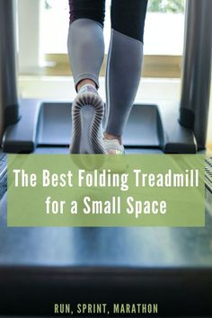 The Best Folding Treadmill for a Small Space