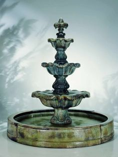 Gorgeous Outdoor Garden Water Fountain Kits | WebNuggetz.com