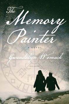 HFVBT Presents Gwendolyn Womack's The Memory Painter Release Day Blitz, July 5 #Historical #Romance #TimeTravel