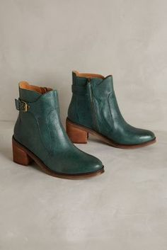 Latigo Angostina Booties #anthrofave #anthropologie