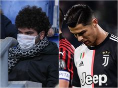 Juventus quarantined all of their players after a trio from Serie C side Pianese was tested positive to the Coronavirus Outbreak. Sports Today, Basketball Leagues, The Day Will Come, Genoa, Ac Milan, Cristiano Ronaldo, Old Women, Entertainment, Club