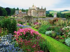 Abbotsford, Melrose, Scottish Borders Home of Sir Walter Scott