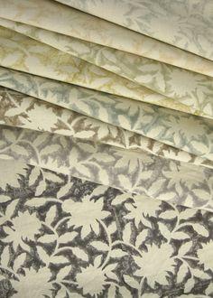 Kelvingrove Park (#1227) by Classic Cloth | Linen: 54% | Cotton: 46% | Dessin Fournir Companies