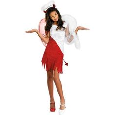 Easy Halloween Costumes for Tweens . Beautiful Easy Halloween Costumes for Tweens . Halloween Costumes for Teens & Tweens Halloweencostumes Devil Halloween Costumes, Halloween Costumes For Girls, Halloween Kids, Halloween Crafts, Scary Kids Costumes, Halloween Images, Halloween Recipe, Halloween Halloween, Halloween Makeup