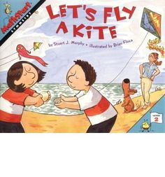 Whenever twins Bob and Hannah have to share something, the two sides had better be Exactly the same. Readers can learn to identify symmetrical shapes as the twins divide a sandwich or a beach towel. But when they decide to fly a kite, these squabbling siblings find out that some things can't be split to be shared.