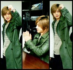 Kim Hyun Joong 김현중 ♡ SS501 ♡ long hair ♡ Kpop ♡ Kdrama ❤ aw
