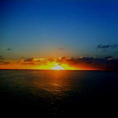 Sunset @ Key Largo.