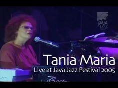 "Tania Maria ""A Felicidade"" Live at Java Jazz Festival 2005"