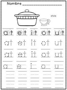 silabas trabadas 2 spanish resources for k 1 spanish alphabet teaching spanish elementary. Black Bedroom Furniture Sets. Home Design Ideas