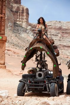 john carter - movies- behind the scenes