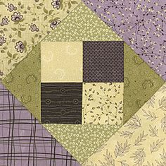 Road Home #quilt block pattern - free download