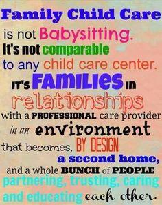 Family Day Care Educators
