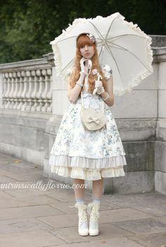 Lolita Fashion at Japan Matsuri