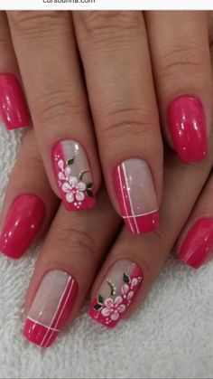 Deluxe Nails, Manicure E Pedicure, Gel Nail Designs, Gel Nails, Beauty, Ideas, Art Nails, Colorful Nails, Pretty Nails