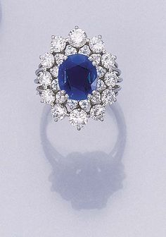 Tips for Buying Diamond Rings and Other Fine Diamond Jewelry Unique Diamond Rings, Diamond Cluster Ring, Sapphire Jewelry, Diamond Jewelry, Bridal Ring Sets, Jewelry Gifts, Vintage Jewelry, Jewelry Design, Jewels