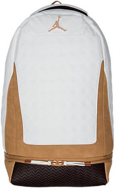 91233c2393b6 Nike Air Jordan Retro 13 Suede Backpack (affiliate)