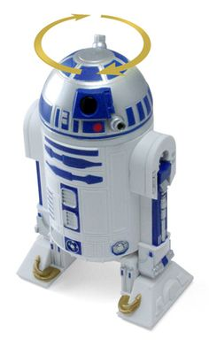 R2-D2 Peppermill. Oooh, I want! $19.99 on Thinkgeek.