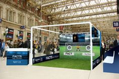 Regaine's penalty shoot-out aims to sort the fact from the fiction www.setwo.co.uk