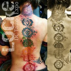 chakra tattoo - Google Search