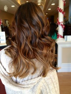 aveda color brown with highlights | ... while we are talking about highlights we can't leave out foiling