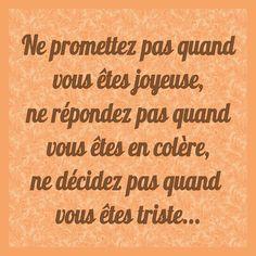 Peser ses mots….