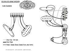 Arty's Custom Guitars BROADCASTER NOCASTER 1950-52 Vintage