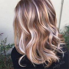 Just Perfect 40+ Best Fall Hair Color Ideas For Blondes https://www.tukuoke.com/40-best-fall-hair-color-ideas-for-blondes-8797