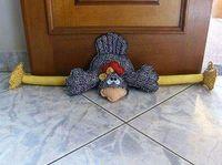 Cubre puerta