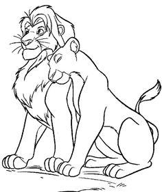 könig der löwen ausmalbilder                                                                                                                                                      Mehr