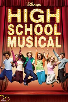 High School Musical is an Emmy Award-winning American television film. Upon its release on January it became the most successful Disney Chan High School Musical 1, Disney Channel, Karaoke, Disney High Schools, Broadway, Cinema, Gymnasium, Poster S, Poster Wall