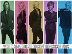 There's no such thing as a boring R5 music video! But which of their videos best describes YOU? Take our quiz to find out!