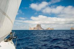 Es Vedra off the South Coast of Ibiza