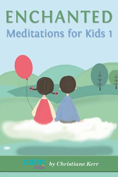 This app has brief meditations for kids and also includes a tree pose activity.  Christiane Kerr's voice is pleasant and soothing, easy to listen to.  I especially love the jellyfish meditation.  What fun to flop like a jellyfish  $2.99