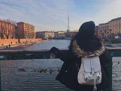 WELCOME!: En Milan zona Navigli👆